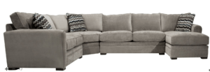 Artemis 4 Pc Sectional