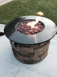Canyon Ridge Fire Pit