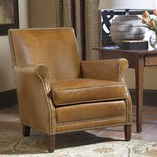 Stickley Leather Upholstery Recliner