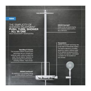 Grohe Starlight Rainshower