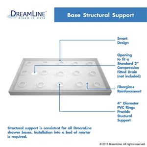 Best Dreamline Shower Pan