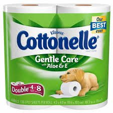 Cottonelle Gentle Care Toilet Paper Review