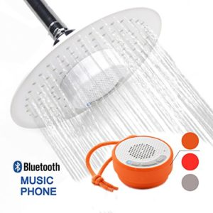 YOO.MEE Rain Shower Head With Speaker