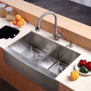 KES 33 Inch Cast Iron Sink Review