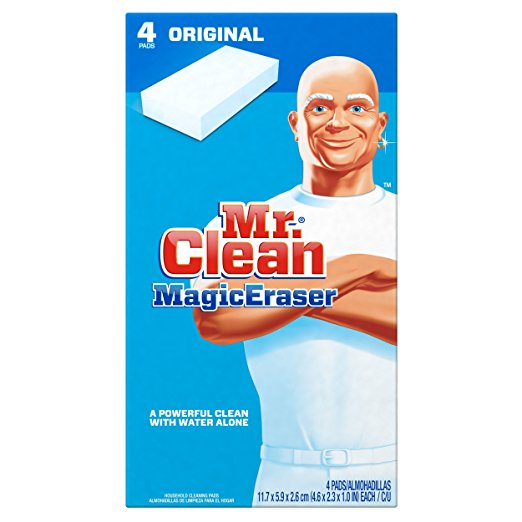 Mr Clean Magic Eraser Wall Cleaner Review