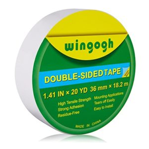 Wingogh Double Sided Tape Review