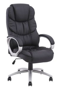 OfficeBest High Back Executive Leather Ergonomic Office Chair Review
