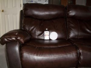 Leather Recliner Care