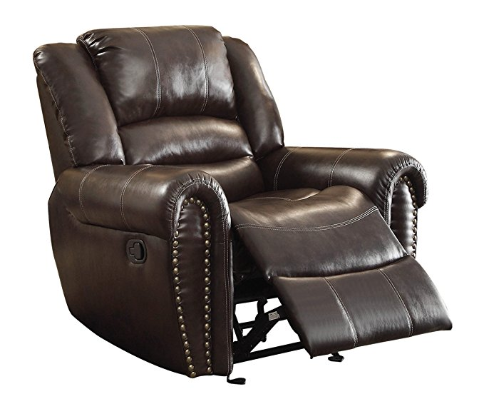 Homelegance 9668BRW Recliner Review