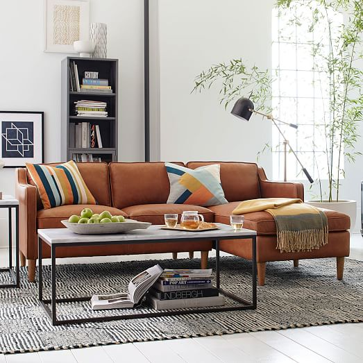 Hamilton chaise sectional
