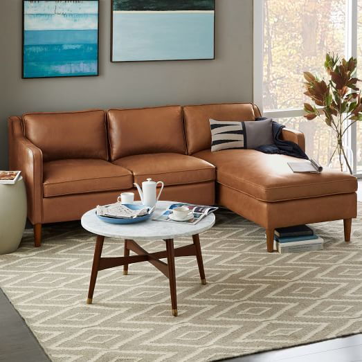 West Elm Hamilton Sectional