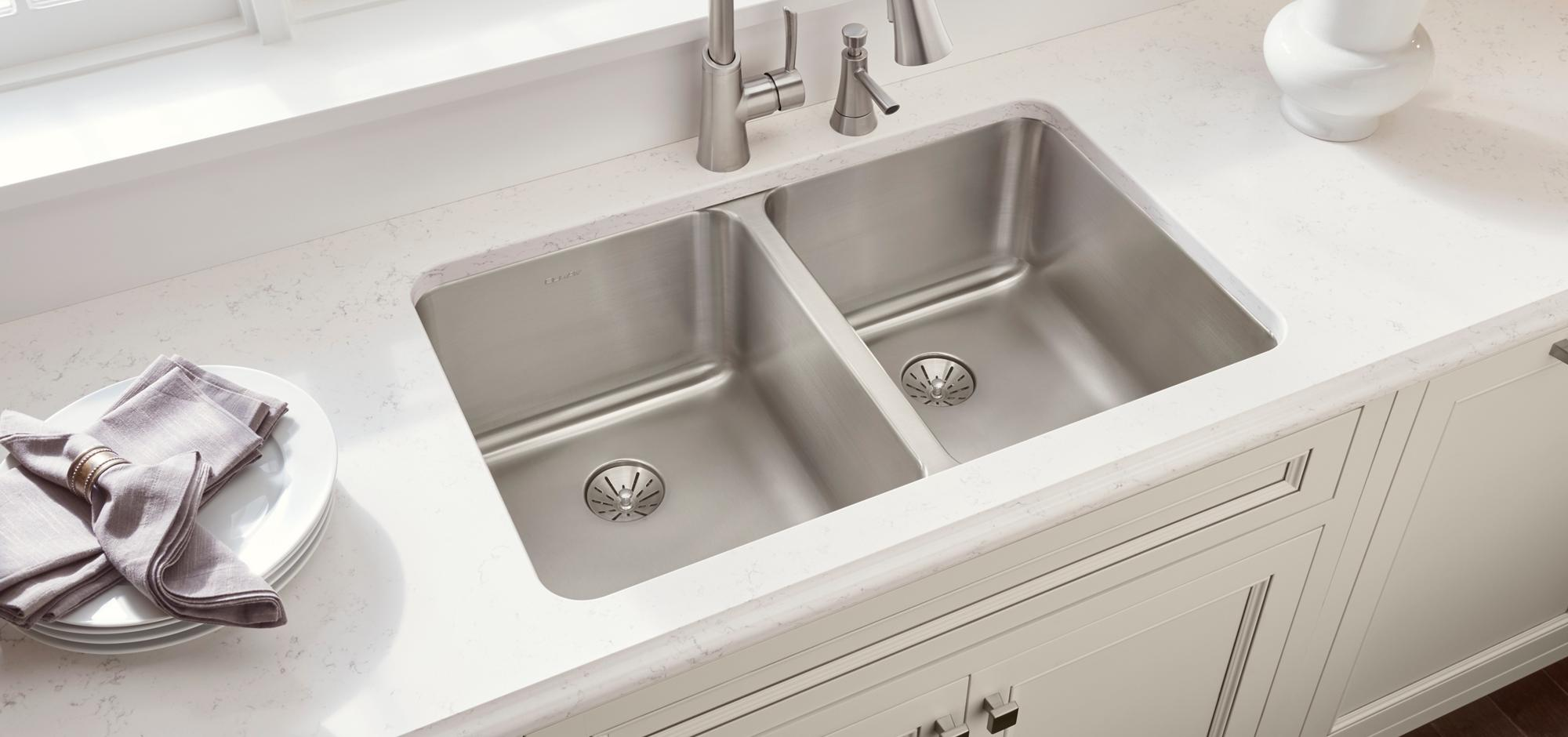 Elkay sink undermount