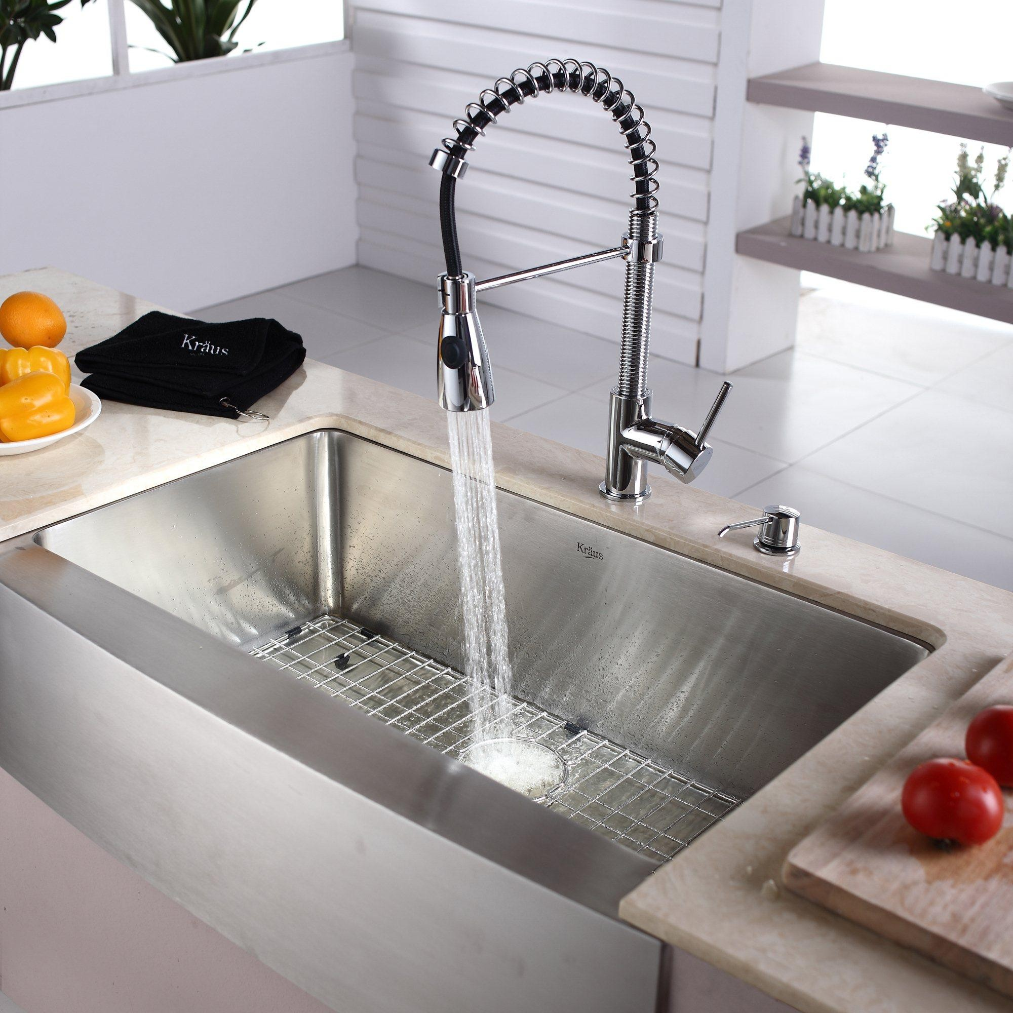 11 Best Stainless Steel Kitchen Sinks 2019 – Reviews ...