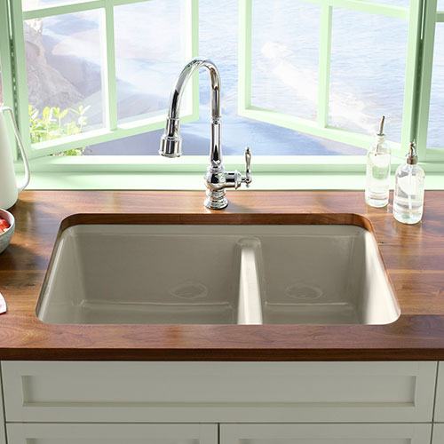 kohler and moen sinks