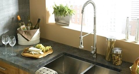 mirabelle undermount sinks