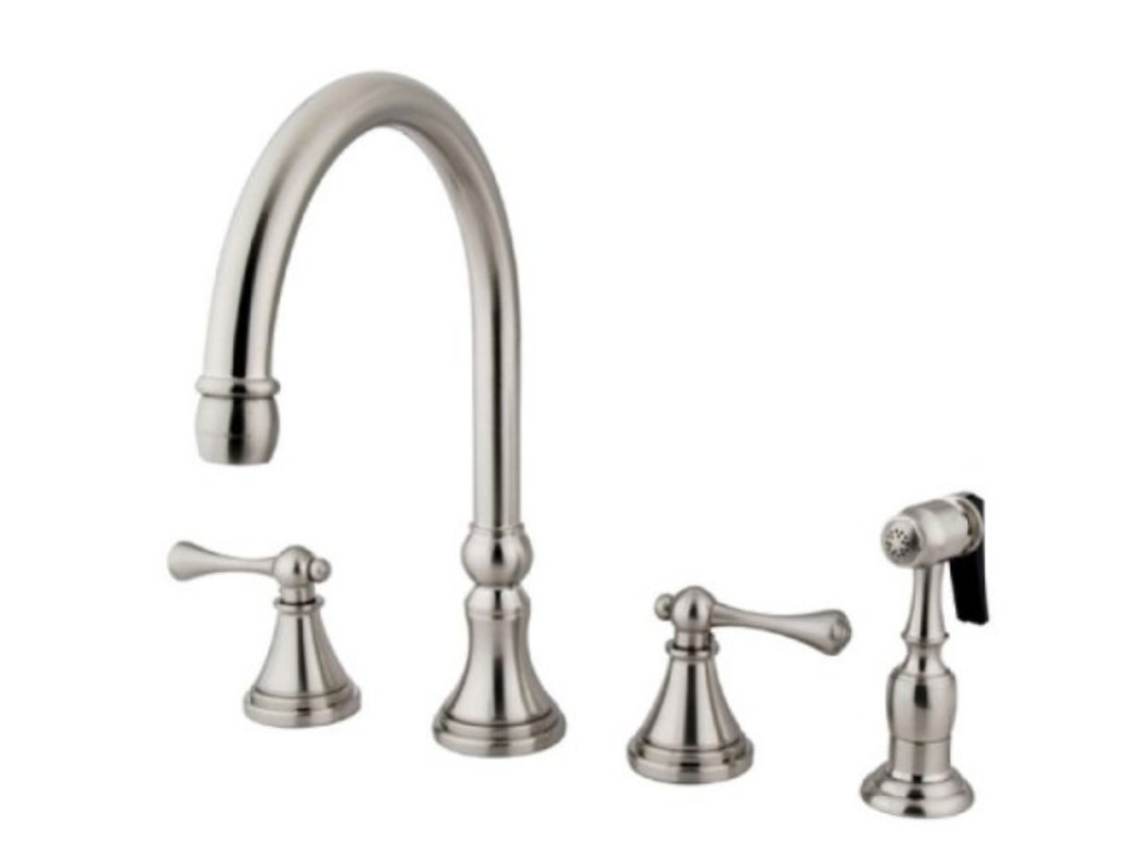 Kingston Brass Kitchen Faucets