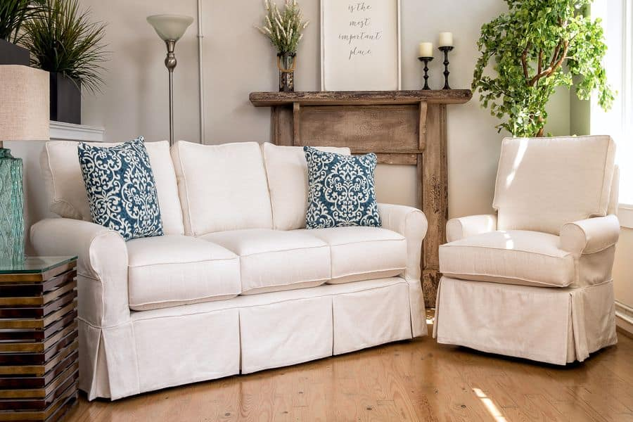 Four Seasons living room furniture pieces