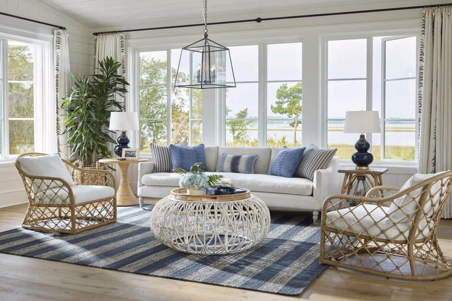Universal living room furniture pieces