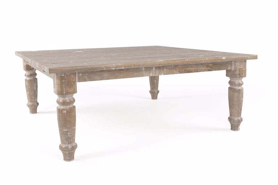 Canadel wooden table