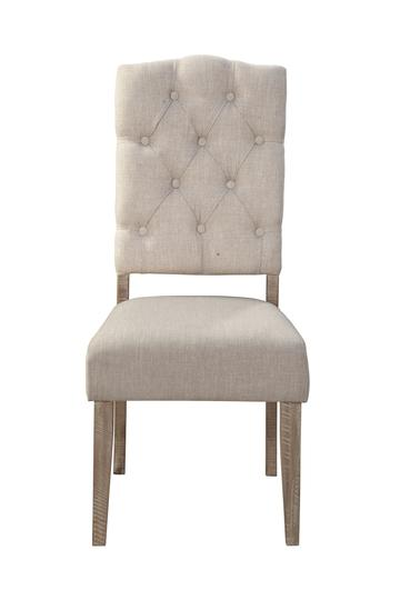 Pier 1 Newberry Chair in Weathered Natural