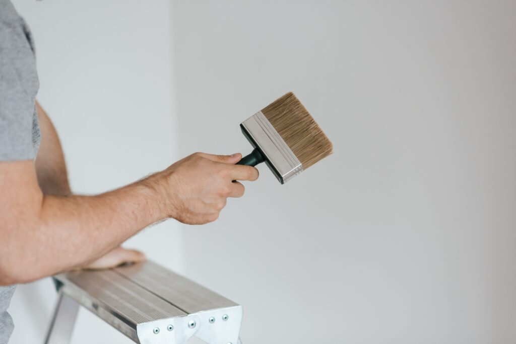 A good wall paint brush