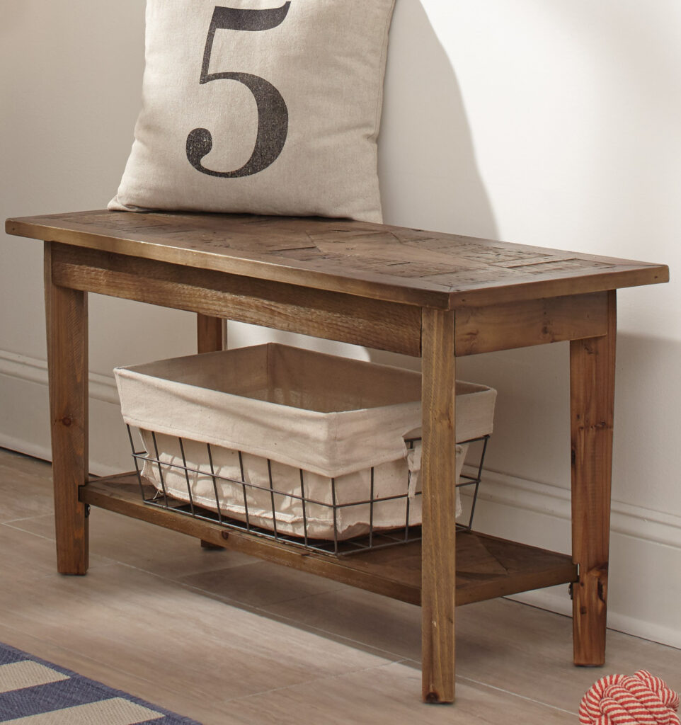 Revive Natural Reclaimed Bench