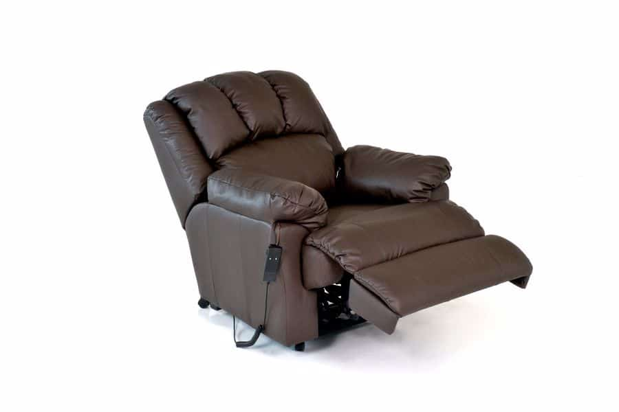 Lazy Boy recliner with footrest